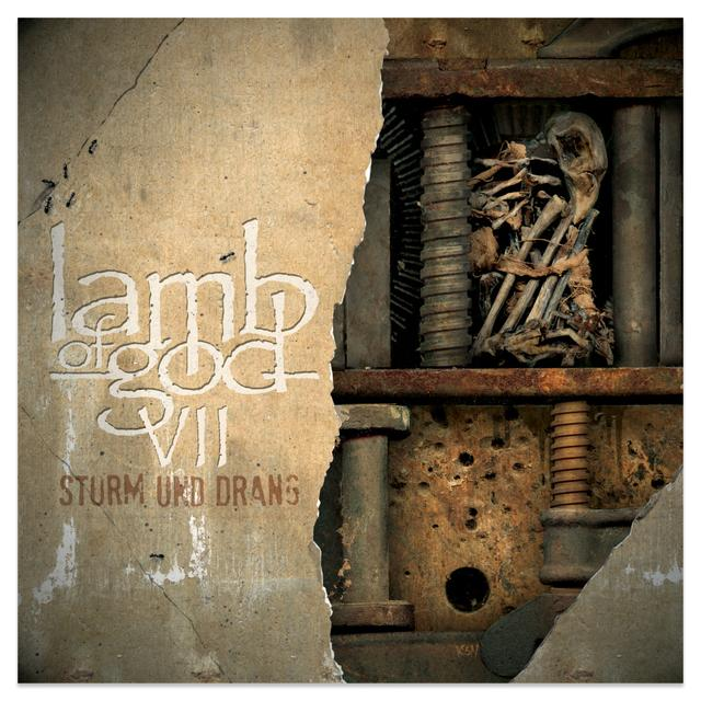 Lamb Of God VII: Sturm Und Drang Exclusive Colored Double Vinyl