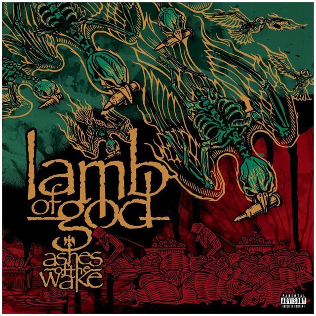 Lamb Of God Ashes Of The Wake Vinyl LP