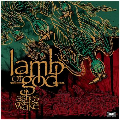 Lamb Of God Ashes Of The Wake Vinyl LP