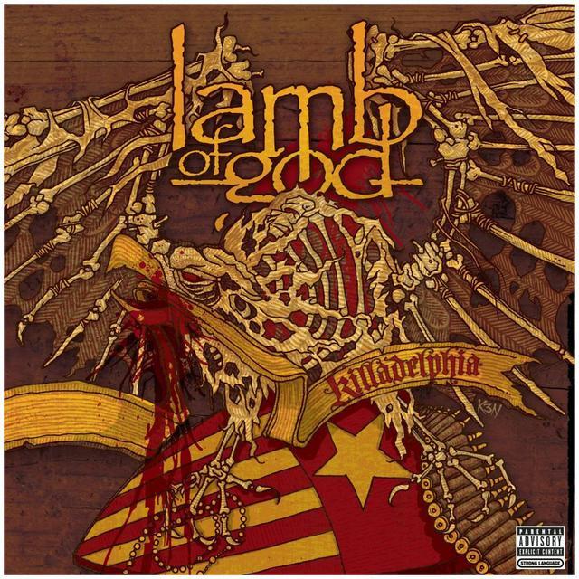 Lamb Of God Killadelphia Vinyl LP