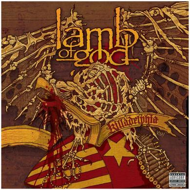 Lamb Of God Killadelphia Vinyl LP