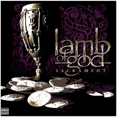 Lamb Of God Sacrament Vinyl LP