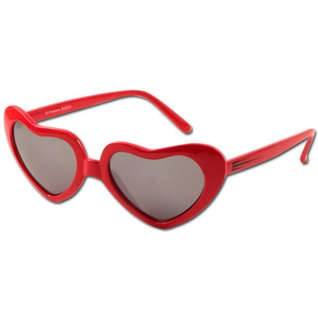 Marilyn Manson Heart Glasses