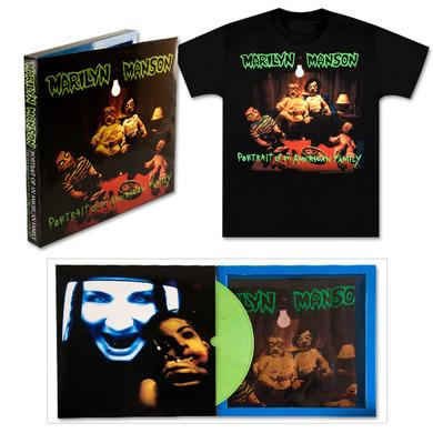 Marilyn Manson - Portrait Of An American Family Vinyl Box Set