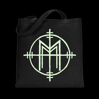 Marilyn Manson Crosshair Tote Bag