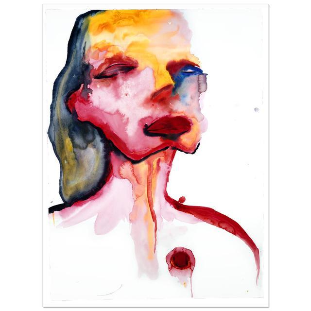 Marilyn Manson Sympathy Generator Print