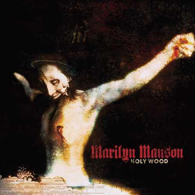 Marilyn Manson Holy Wood (In The Shadow Of The Valley Of Death) CD