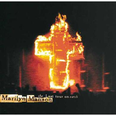 Marilyn Manson The Last Tour On Earth CD