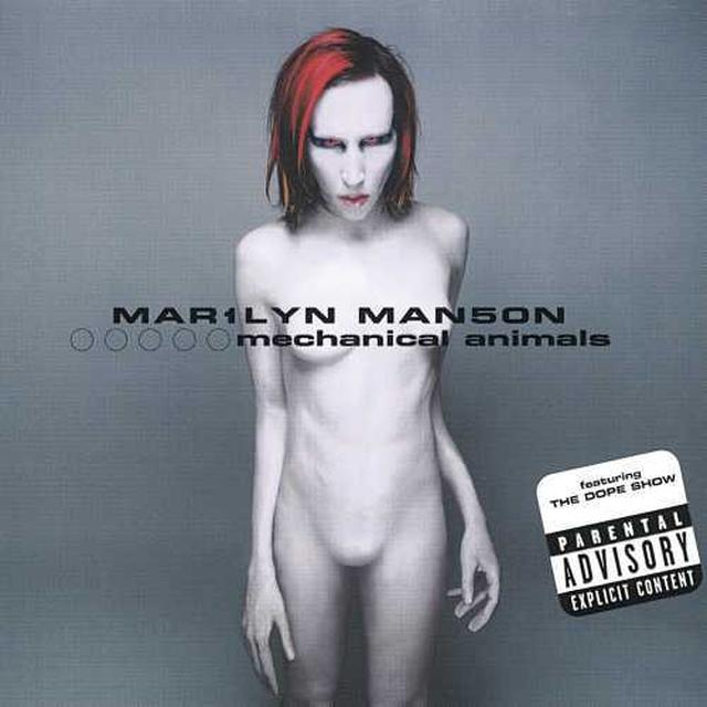 Marilyn Manson Mechanical Animals CD