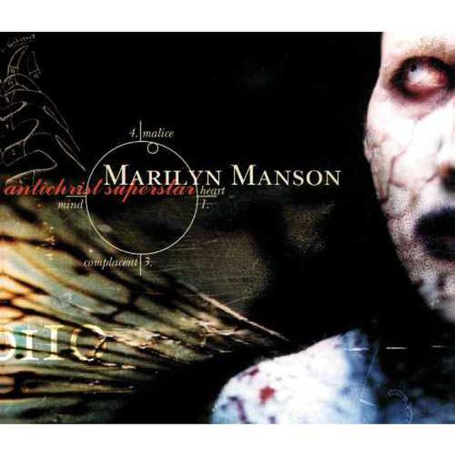 Marilyn Manson Antichrist Superstar CD