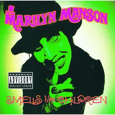 Marilyn Manson Smells Like Children CD
