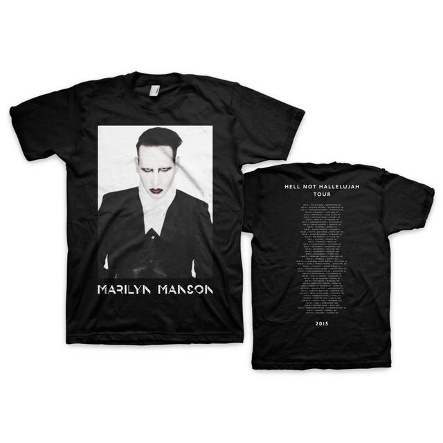 Marilyn Manson Proper Dateback T-Shirt