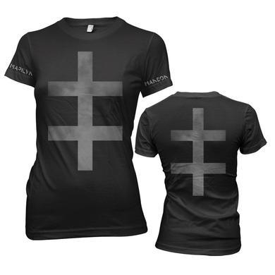Marilyn Manson Smokey Cross Jr. T-Shirt