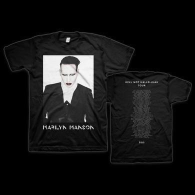 Marilyn Manson Proper 2015 Summer Tour T-Shirt