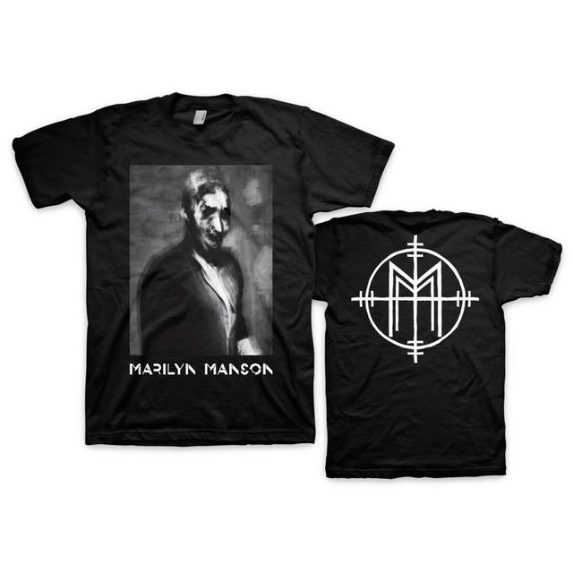 Marilyn Manson Smudge T-Shirt