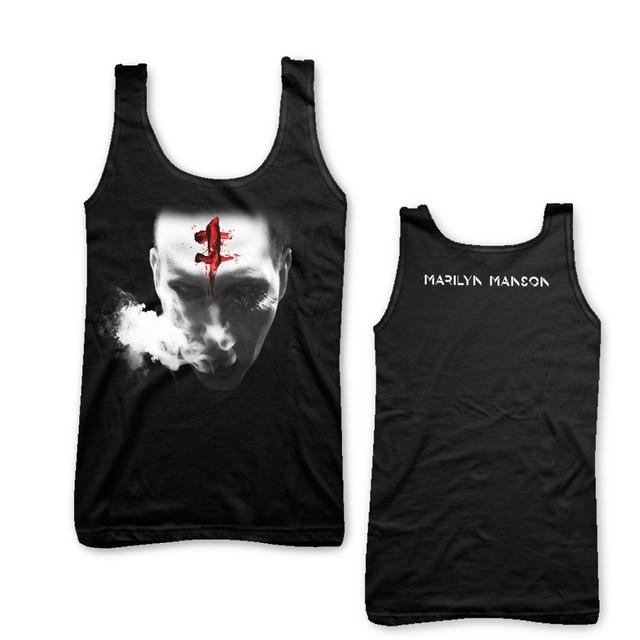 Marilyn Manson The Mark Tank Top