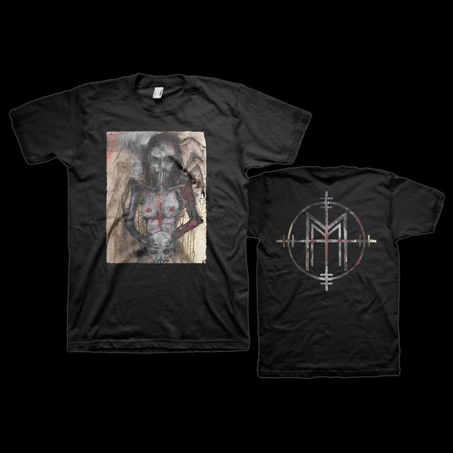 Marilyn Manson Phobia T-Shirt