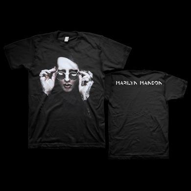 Marilyn Manson Specs 2016 Tee