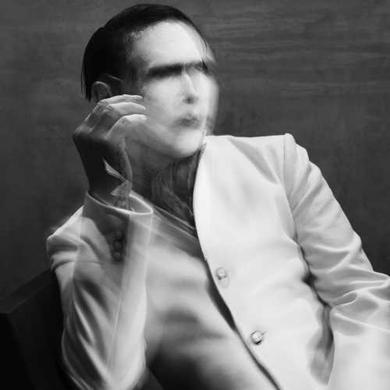 Marilyn Manson The Pale Emperor White LP (Vinyl)