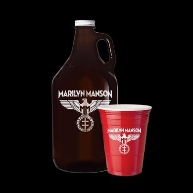 Marilyn Manson Growler Set