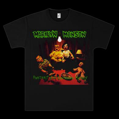 Marilyn Manson American Family T-Shirt