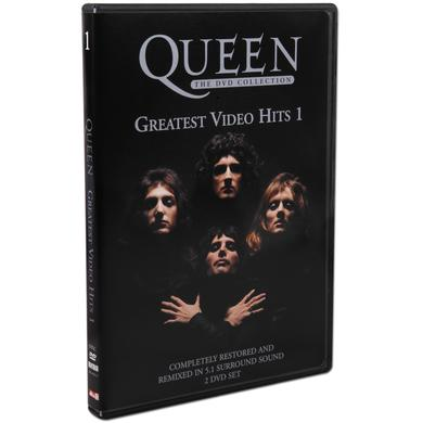 Queen Greatest Video Hits 1 DVD