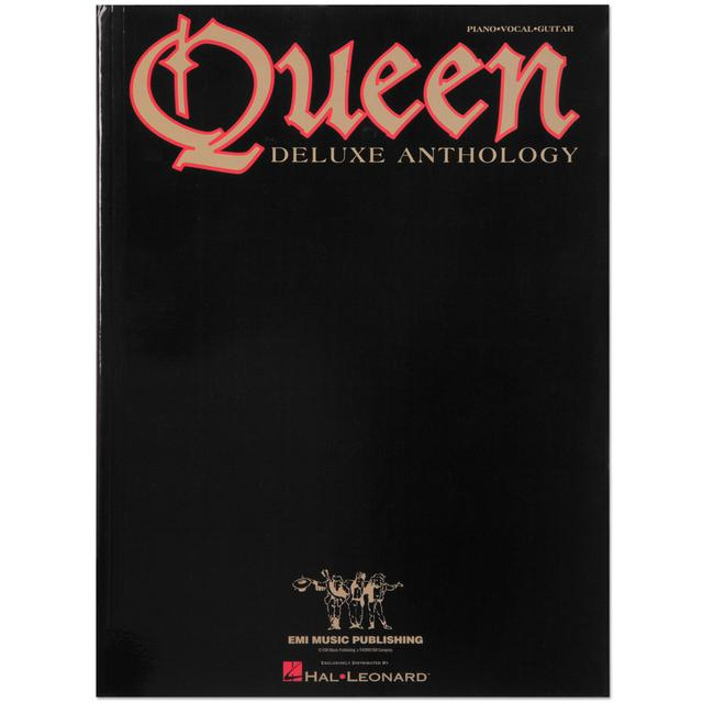 Queen Deluxe Anthology Songbook