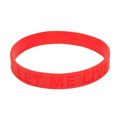 Queen Freddie Mercury Red Bracelet