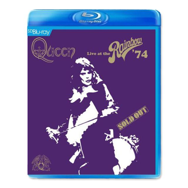 Queen: Live At The Rainbow '74 (SD Blu-ray)