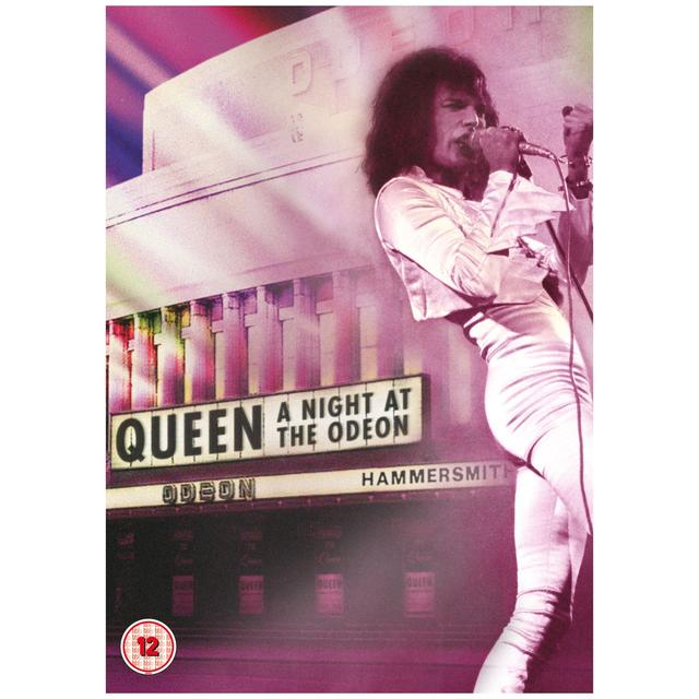 Queen - A Night At The Odeon CD + DVD