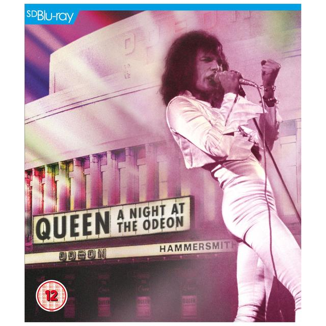 Queen - A Night At The Odeon CD + SD Blu-ray