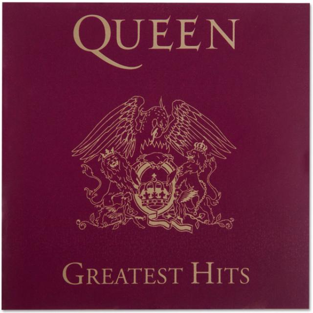 Queen Greatest Hits CD