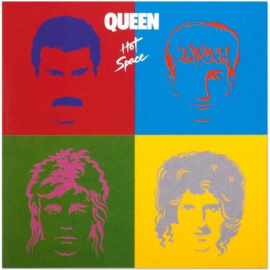 Queen - Hot Space CD