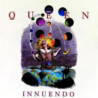 Queen - Innuendo CD