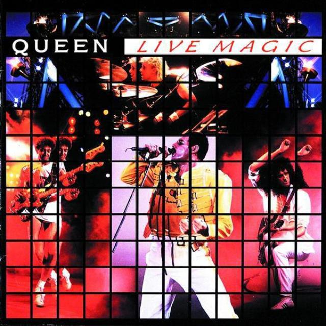 Queen - Live Magic CD
