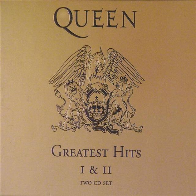 Queen - Greatest Hits I & II (2 CD Set)