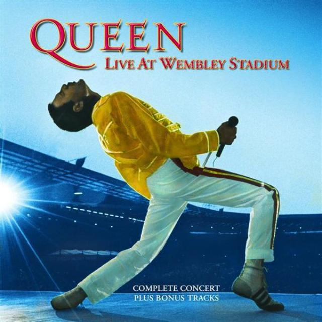 Queen - Live At Wembley Stadium (2 CD)