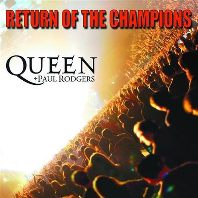 Queen & Paul Rodgers - Return Of The Champions (2 CD)