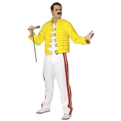 Queen Official Freddie Mercury Magic Tour 1986 Costume