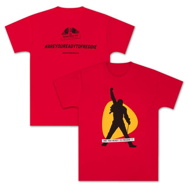 Queen Are You Ready to Freddie?! T-Shirt