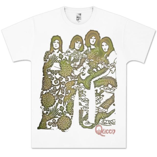 Queen Oriental Pattern T-Shirt