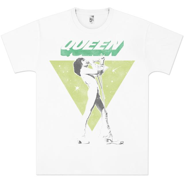 Queen Freddie Sings T-Shirt