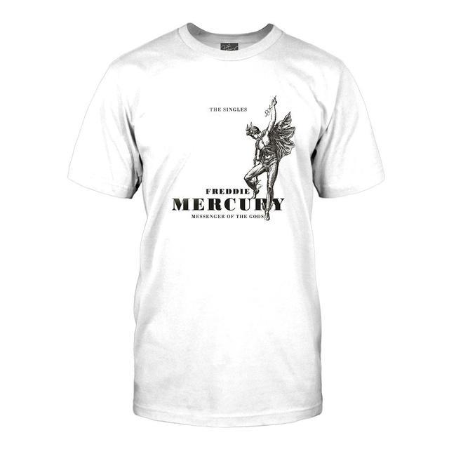 Queen Messenger of the Gods White T-Shirt
