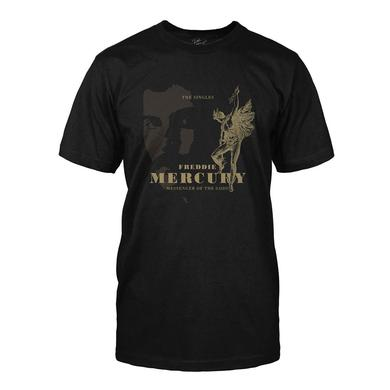 Queen Messenger of the Gods Black T-Shirt