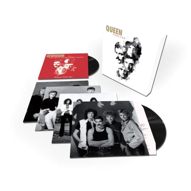 QUEEN Forever Vinyl Box Set