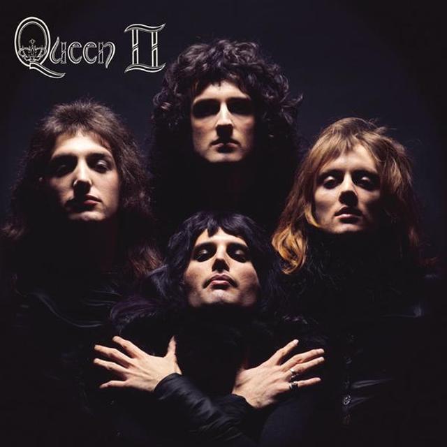 Queen II (Studio Collection) Black Vinyl LP