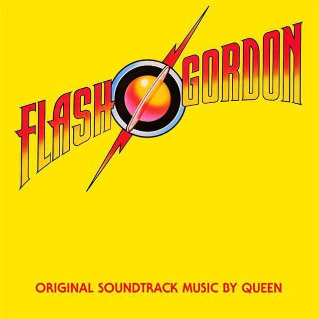 Queen Flash Gordon (Studio Collection) Black Vinyl LP
