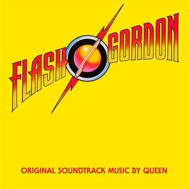 Queen Flash Gordon (Studio Collection) Black Vinyl LP