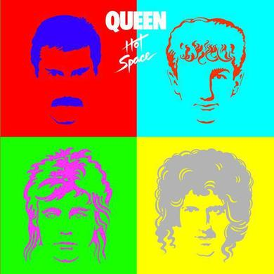Queen Hot Space (Studio Collection) Black Vinyl LP