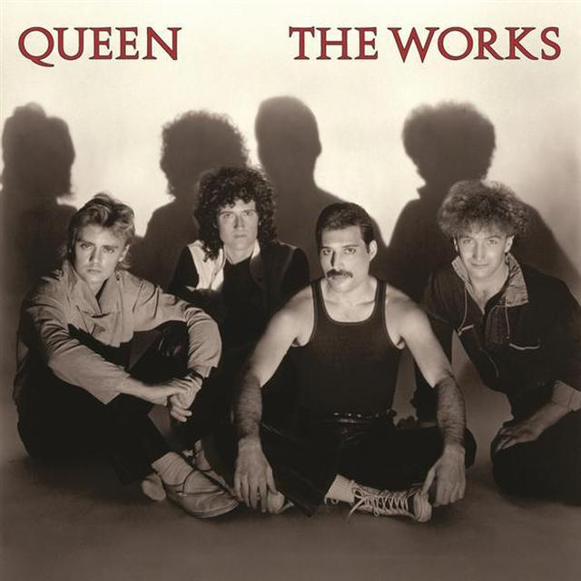 Queen The Works (Studio Collection)